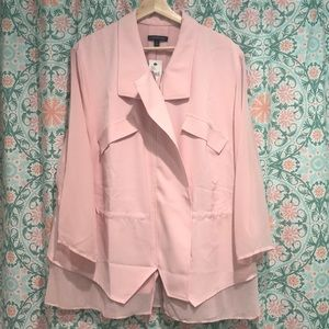 Lane Bryant Jacket/ Top/ Blouse